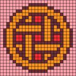 Alpha pattern #39454