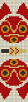 Alpha pattern #39473