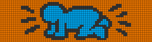 Alpha pattern #39474
