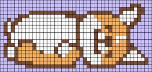 Alpha pattern #39477