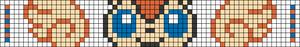 Alpha pattern #39480