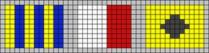 Alpha pattern #39482