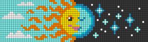 Alpha pattern #39486