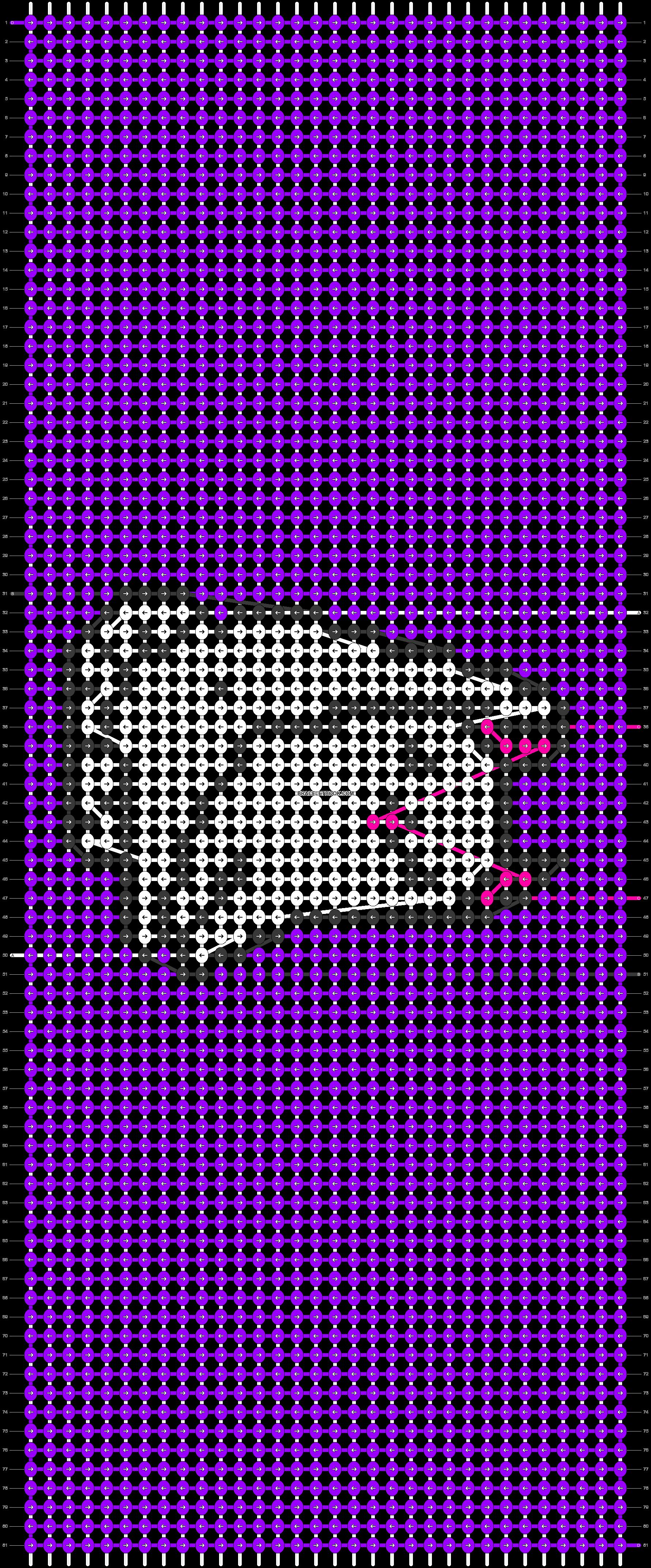 Alpha pattern #39491 pattern