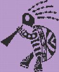Alpha pattern #39501
