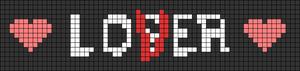 Alpha pattern #39503