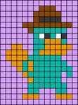 Alpha pattern #39504