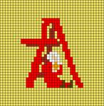 Alpha pattern #39507