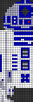 Alpha pattern #39512