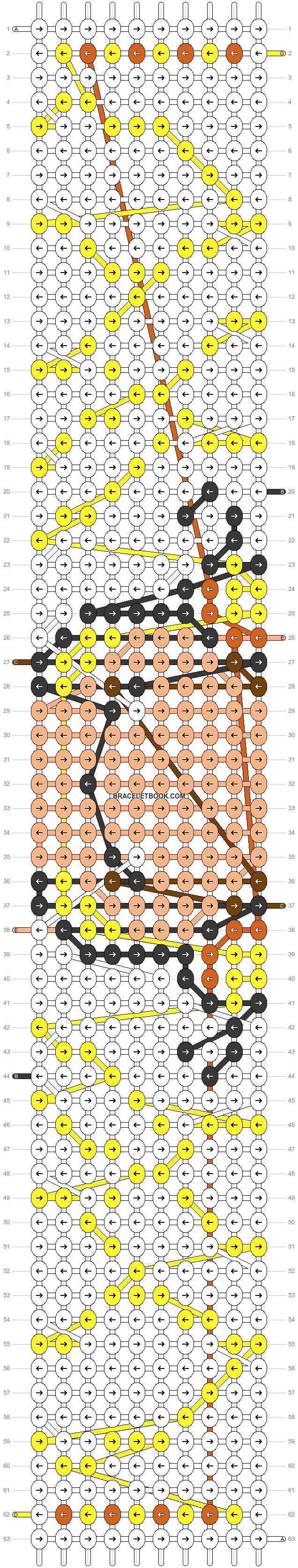 Alpha pattern #39527 pattern