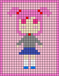 Alpha pattern #39540