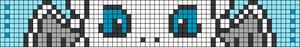 Alpha pattern #39549