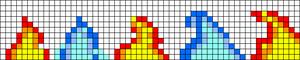 Alpha pattern #39551