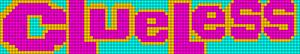 Alpha pattern #39554