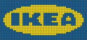 Alpha pattern #39563