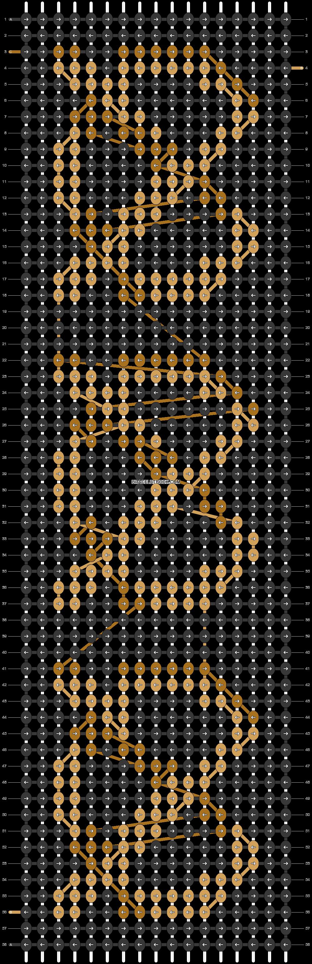 Alpha pattern #39571 pattern