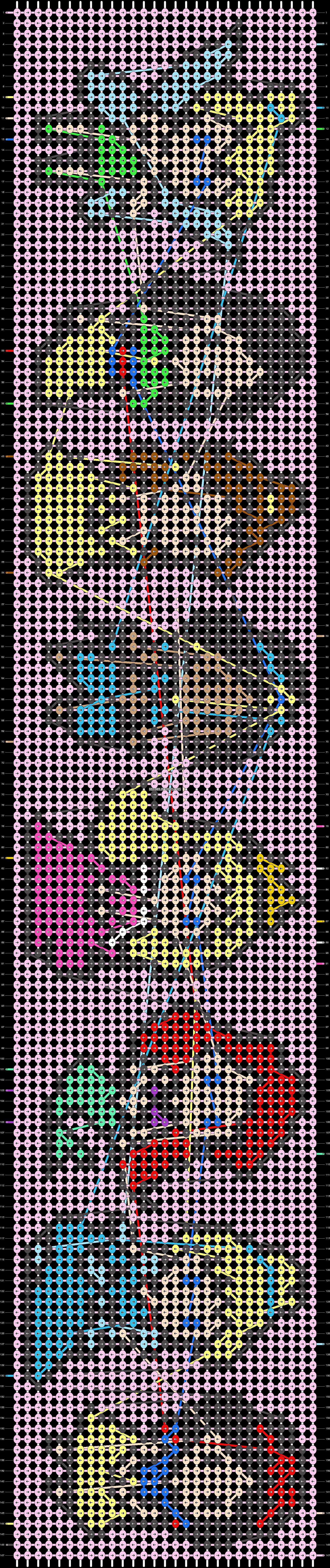 Alpha pattern #39582 pattern