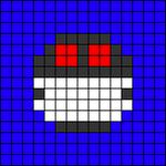 Alpha pattern #39585