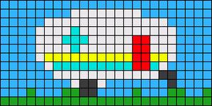 Alpha pattern #39602
