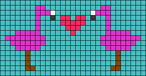 Alpha pattern #39606