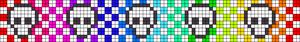 Alpha pattern #39609