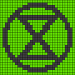 Alpha pattern #39616