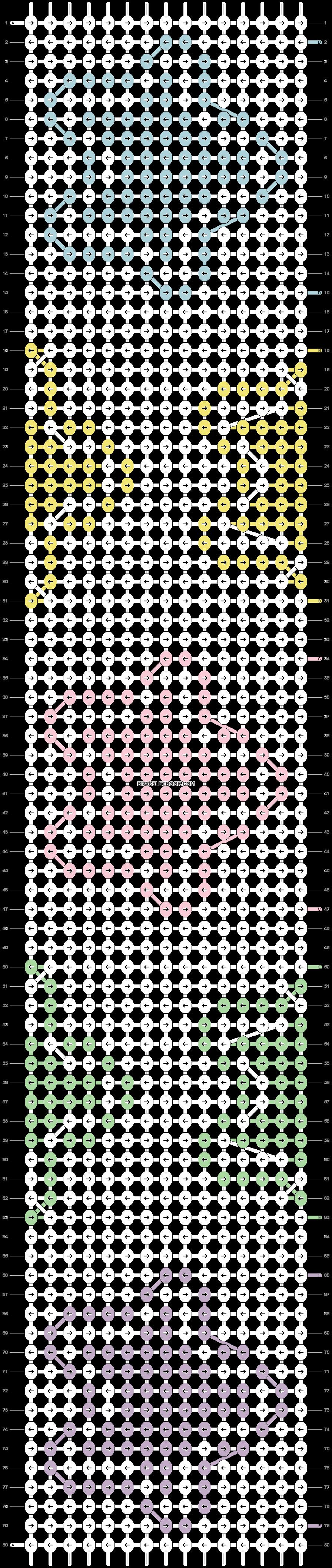 Alpha pattern #39626 pattern