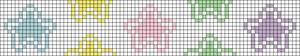 Alpha pattern #39626