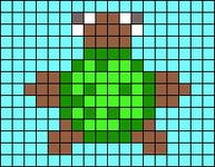 Alpha pattern #39632