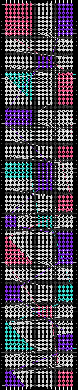 Alpha pattern #39634 pattern