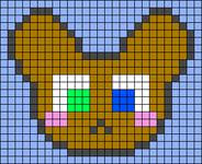 Alpha pattern #39642