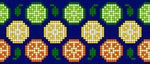 Alpha pattern #39665