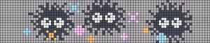 Alpha pattern #39666