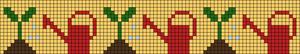 Alpha pattern #39675