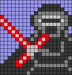 Alpha pattern #39678