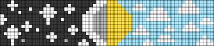 Alpha pattern #39693