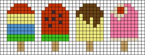 Alpha pattern #39694