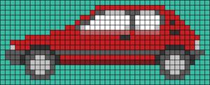 Alpha pattern #39704