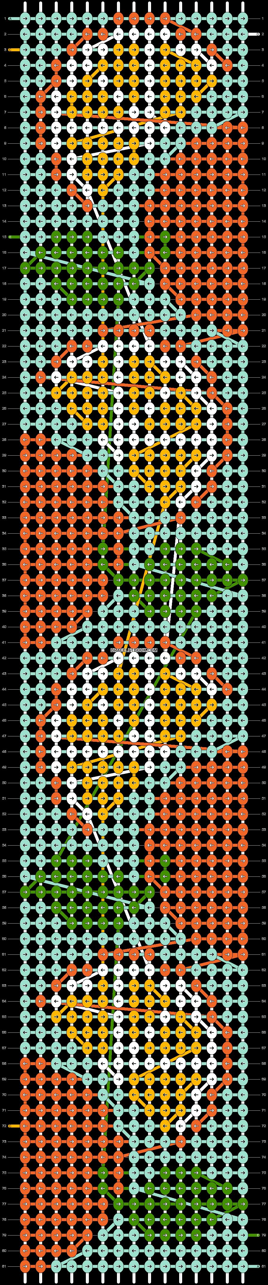 Alpha pattern #39706 pattern