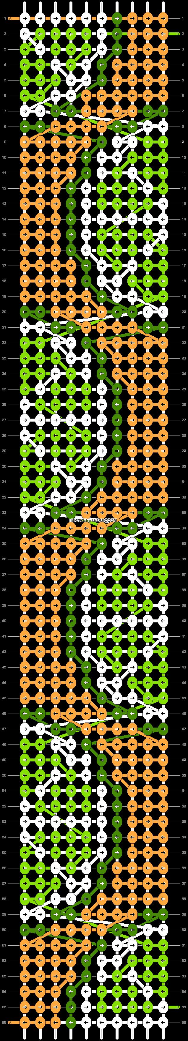 Alpha pattern #39710 pattern