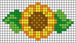 Alpha pattern #39714