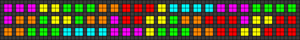Alpha pattern #39718
