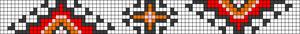 Alpha pattern #39727