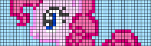 Alpha pattern #39754