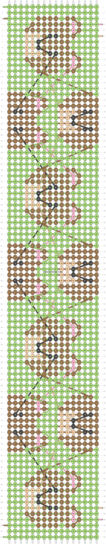 Alpha pattern #39764 pattern
