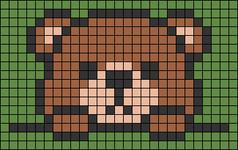 Alpha pattern #39778