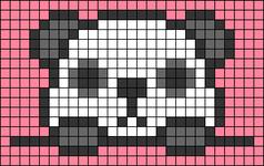 Alpha pattern #39779