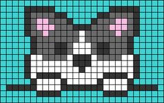 Alpha pattern #39780