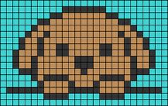 Alpha pattern #39781