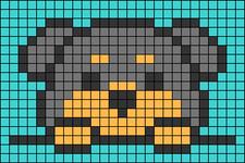 Alpha pattern #39782